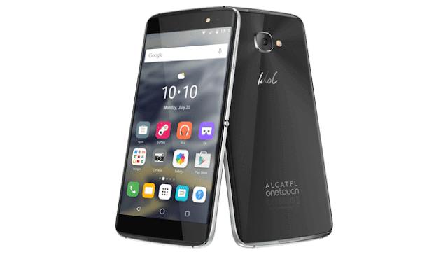 Alcatel Idol 4, best cricket phones
