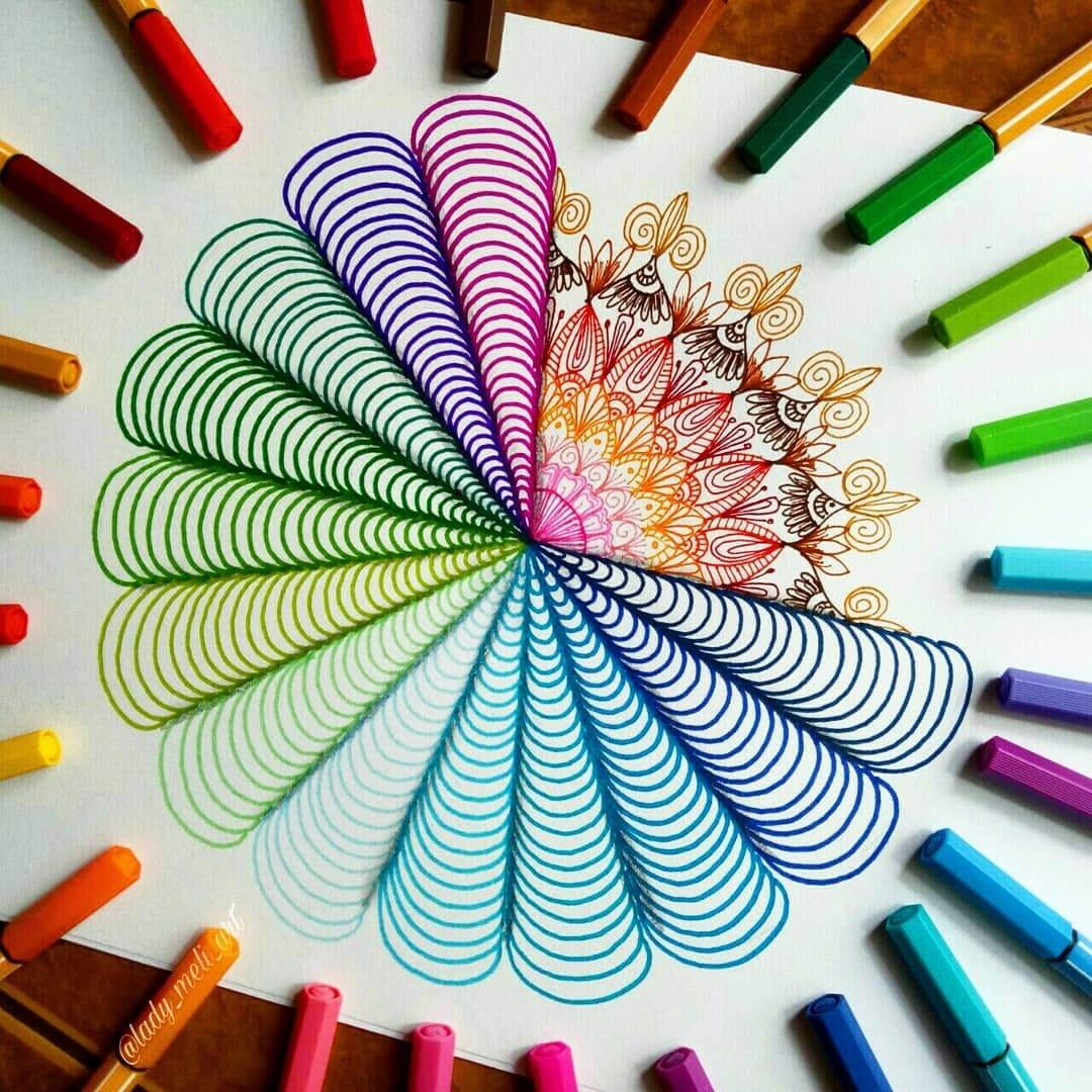05-lady-meli-art-Colored-Pens-and-Geometric-Mandalas-Zentangles-Doodles-www-designstack-co