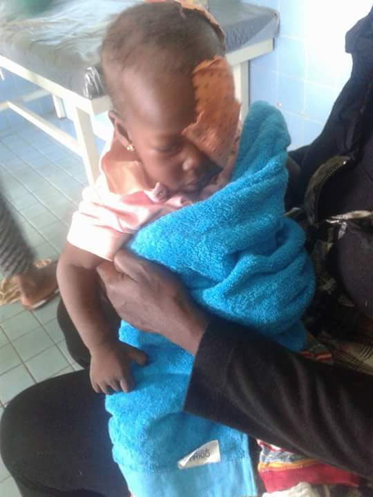 Baby girl survives as her parents and 53 other people died in Cameroon train tragedy