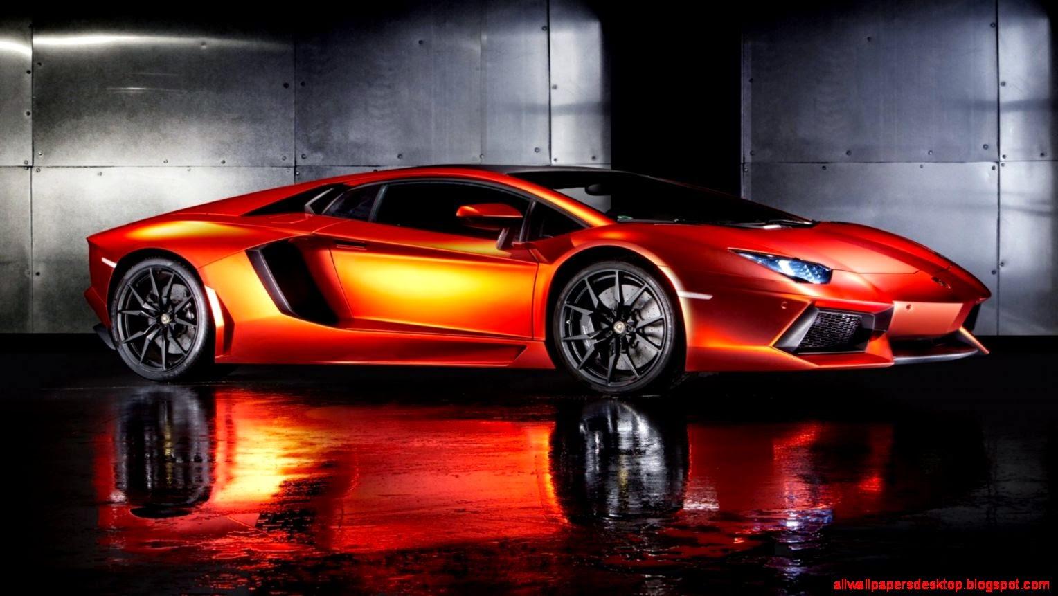 Lamborghini Reventon Orange - Lamborghini 2016