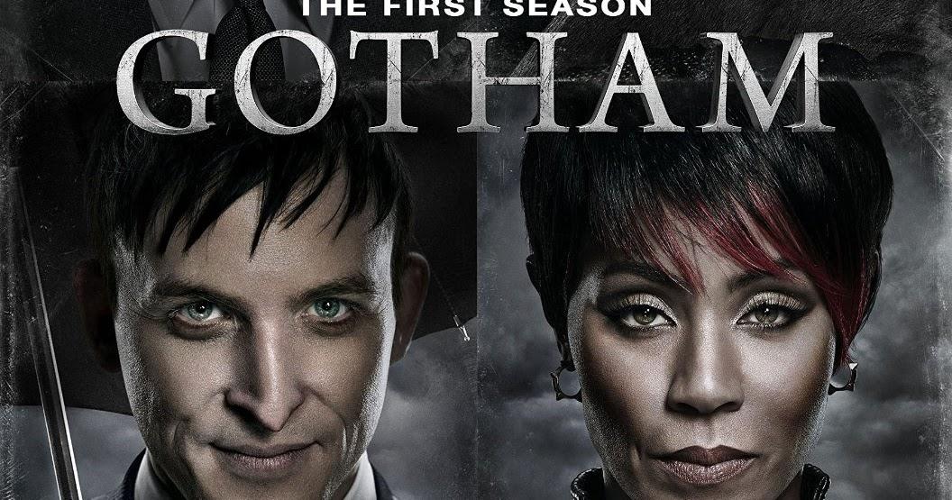 gotham tv series download kickass