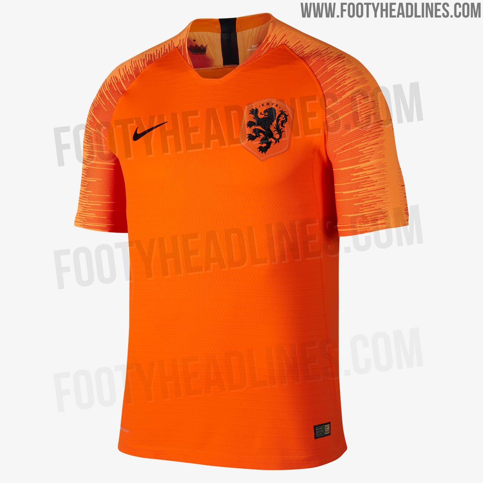 World Cup 2018 Nike Kit