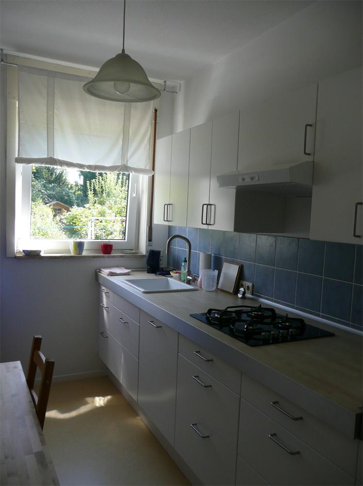 Winterkatzes Buchblog: Die Küche II