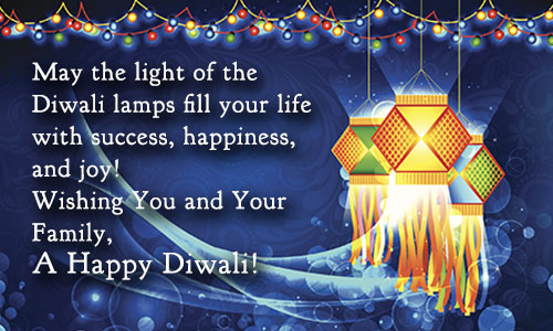 Happy Diwali Wishes Messages Sms for Sister Brother Father Mother