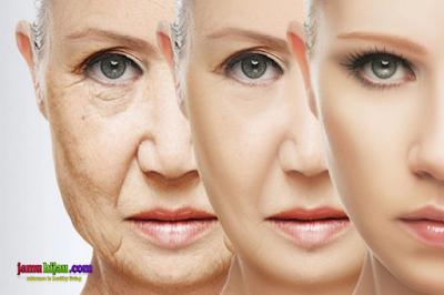 penuaan dini, cegah penuaan dini, life insurance