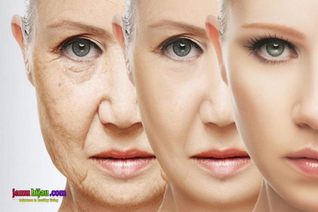Penyebab penuaan dini itu dipengaruhi beberapa faktor serta pola hidup