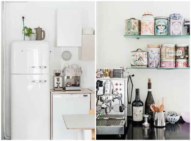 M s caf por favor la garbatella dise o de interiores for Como disenar mi cocina por internet
