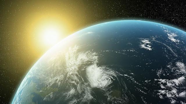 le soleil sur la terre ~ motivation