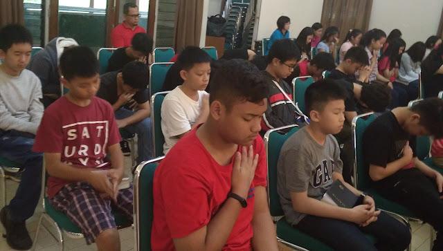 International Program Gelar Pendidikan Perkembangan Remaja Kristiani