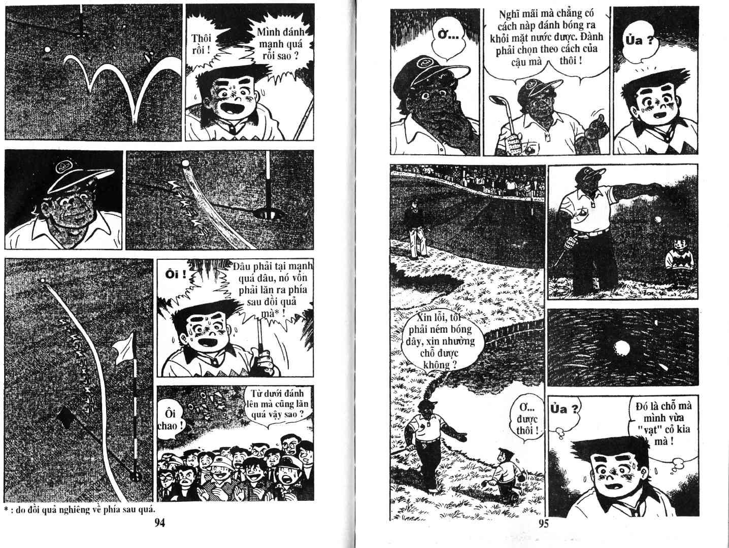 Ashita Tenki ni Naare chapter 46 trang 47