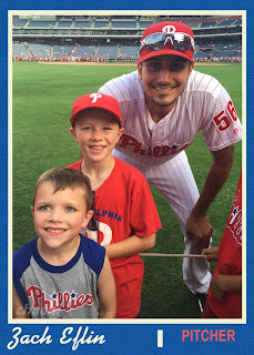 Fun at the @Phillies Photo Day! (Part Two)