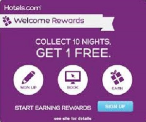 انضم الى hotels rewards وجمع 10 ليالى واحصل على ليله مجانيه فى افضل الفنادق