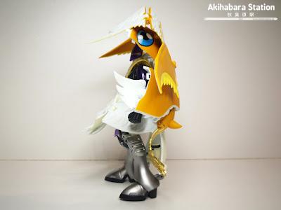 "Figuras: Review de Digivolving Spirits 07. HolyAngemon / Patamon de ""Digimon Adventure"" - Tamashii Nations"