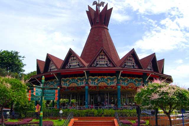 Gambar Dunia Fantasi (Dufan) Di DKI Jakarta