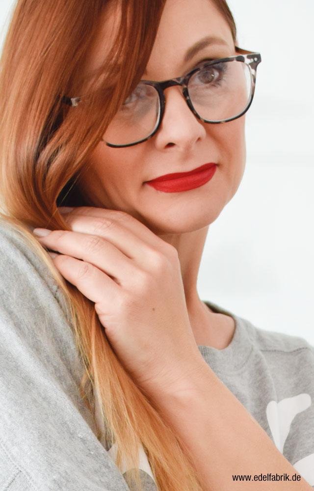 L'Oréal Elvital Color-Glanz Tagescrème bei Mützenhaaren, Ergebnis