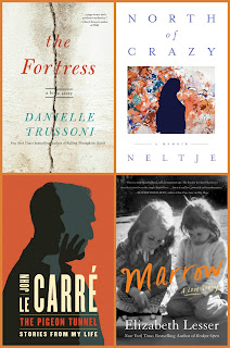 4 memoirs for Nonfiction November