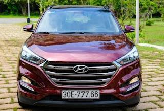 Hyundai Tucson giảm giá khủng