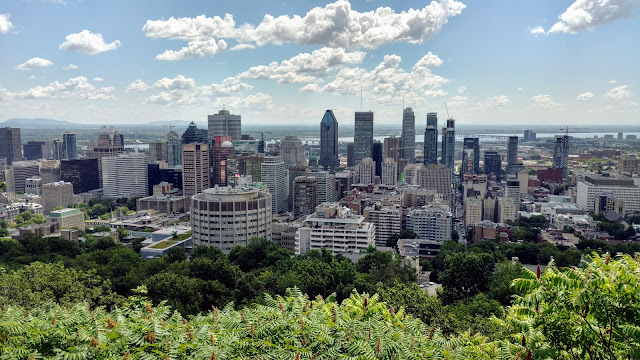 Мон-Руаяль.Монреаль. Канада (Mount Royal. Montreal, Canada)
