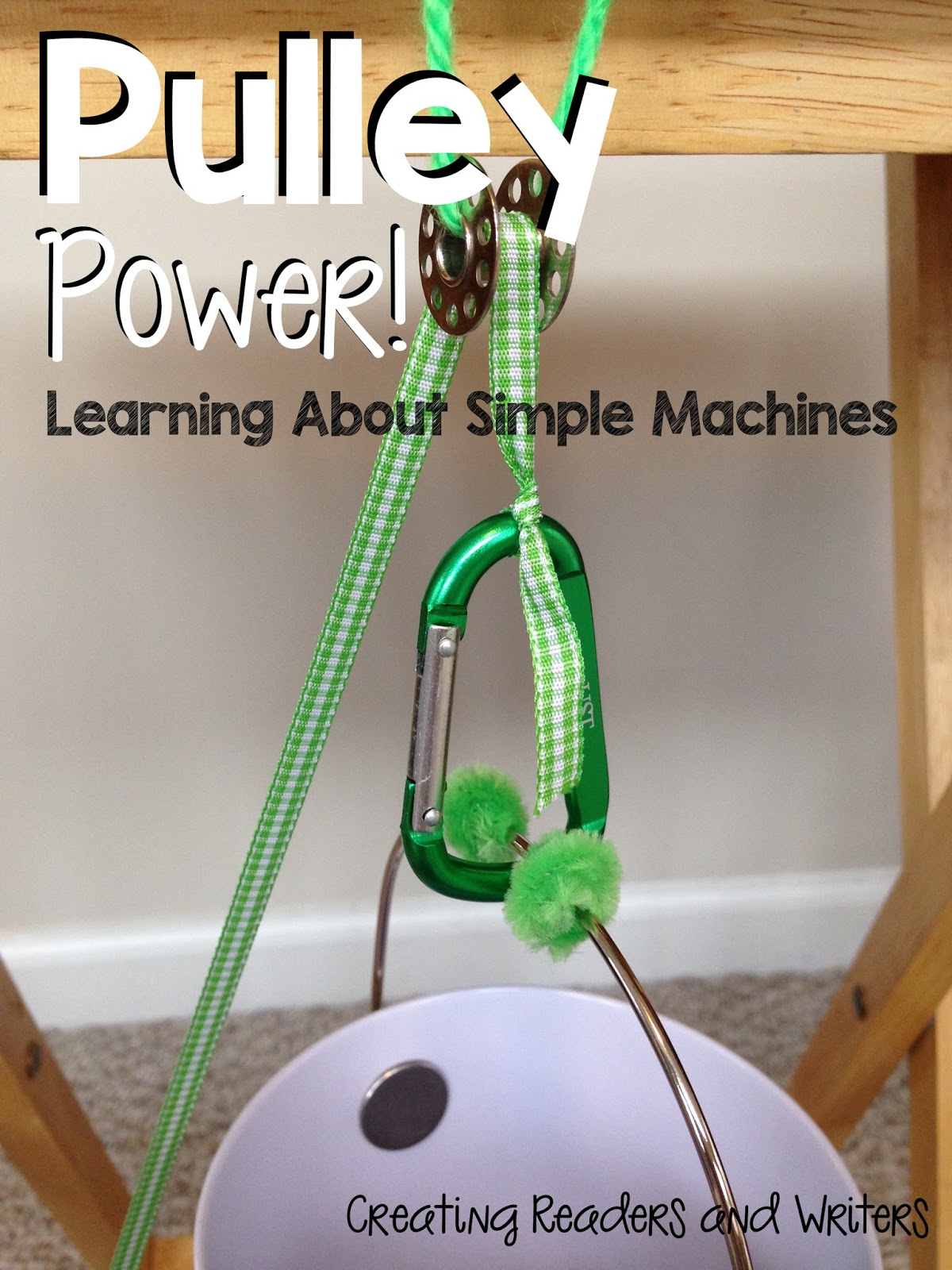 Creating Readers And Writers Super Science Simple Machines