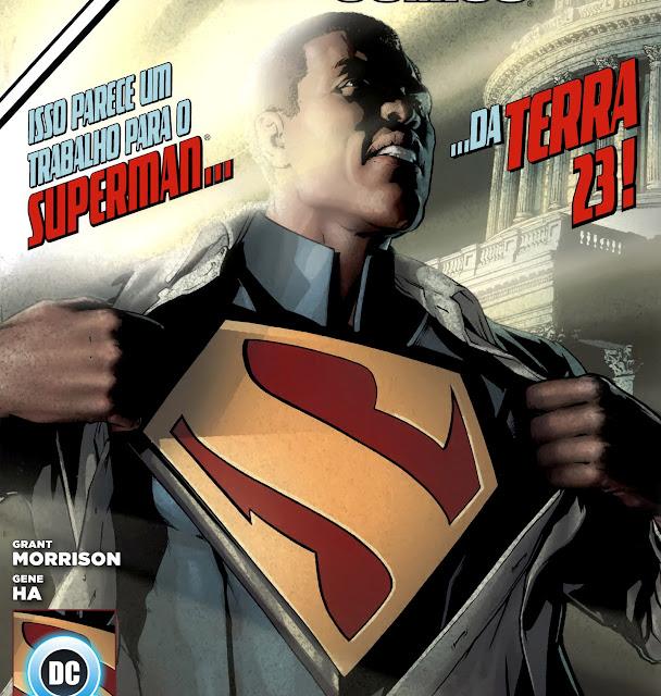 Maratona Novos 52 - Universo Superman Parte 2