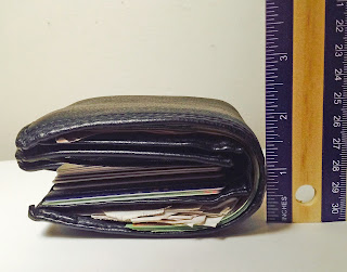 heavy wallet
