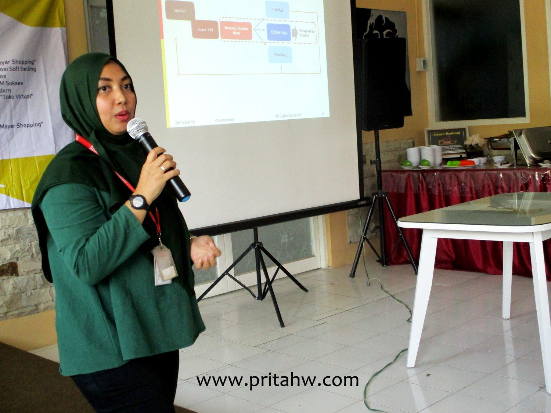 Inspirasi Bisnis dari Alfamart, Mayar Shopping, dan The Jannah Institute untuk Perempuan Jember 17