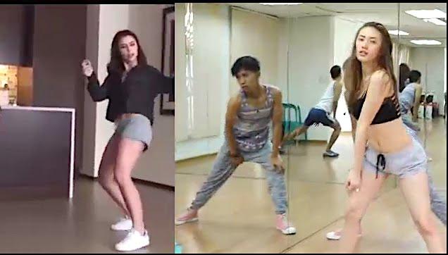 Yassi Pressman and Pastillas Girl Work Dance Showdown