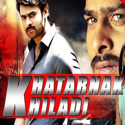 Khatarnak Khiladi (2015) Download South Full Movie in Hindi HD