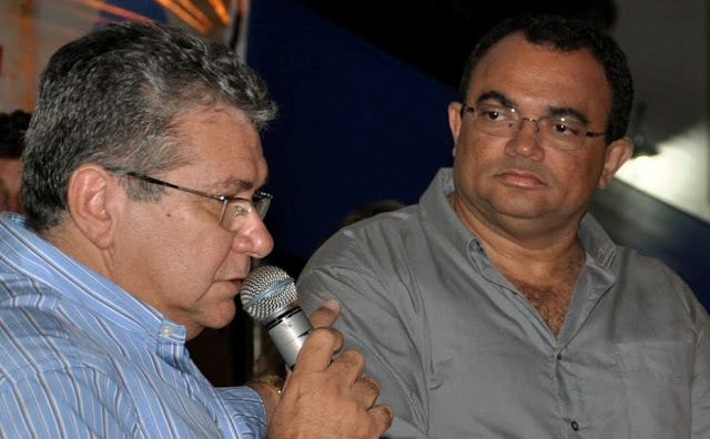 Prefeito Haroldo Ferreira deverá ter o nome do Vereador Salomão Gomes como seu pré-candidato a Vice-Prefeito