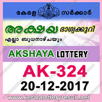 KERALA LOTTERY, kl result yesterday,lottery results, lotteries results, keralalotteries, kerala lottery, keralalotteryresult, kerala lottery result, kerala lottery result live, kerala lottery results, kerala lottery today, kerala lottery result today, kerala lottery results today, today kerala lottery result, kerala lottery result 20-12-2017, Akshaya lottery results, kerala lottery result today Akshaya, Akshaya lottery result, kerala lottery result Akshaya today, kerala lottery Akshaya today result, Akshaya kerala lottery result, AKSHAYA LOTTERY AK 324 RESULTS 20-12-2017, AKSHAYA LOTTERY AK 324, live AKSHAYA LOTTERY AK-324, Akshaya lottery, kerala lottery today result Akshaya, AKSHAYA LOTTERY AK-324, today Akshaya lottery result, Akshaya lottery today result, Akshaya lottery results today, today kerala lottery result Akshaya, kerala lottery results today Akshaya, Akshaya lottery today, today lottery result Akshaya, Akshaya lottery result today, kerala lottery result live, kerala lottery bumper result, kerala lottery result yesterday, kerala lottery result today, kerala online lottery results, kerala lottery draw, kerala lottery results, kerala state lottery today, kerala lottare, keralalotteries com kerala lottery result, lottery today, kerala lottery today draw result, kerala lottery online purchase, kerala lottery online buy, buy kerala lottery online