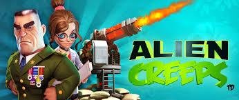 Game Alien Creeps TD Apk
