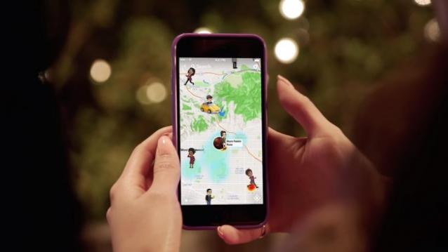 مدارس في المملكة المتحدة تحذر الأباء من خطر ميزة سناب شات الجديدة Snap Map !