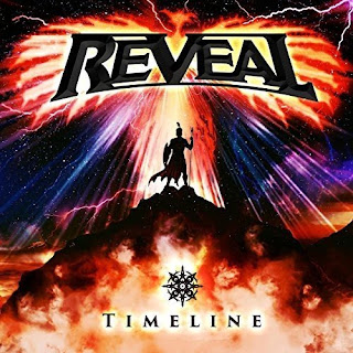 "Reveal - ""Blood and Sand"" (lyric video) from the album ""Timeline"""
