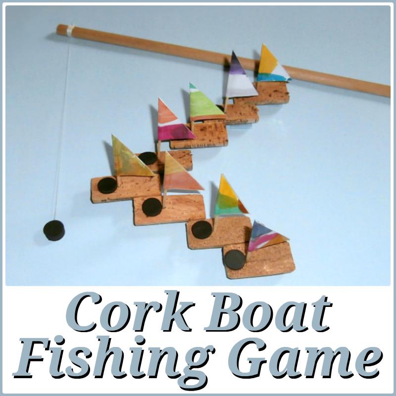Wesens art diy kids ideas for spring summer for Fishing tournament games