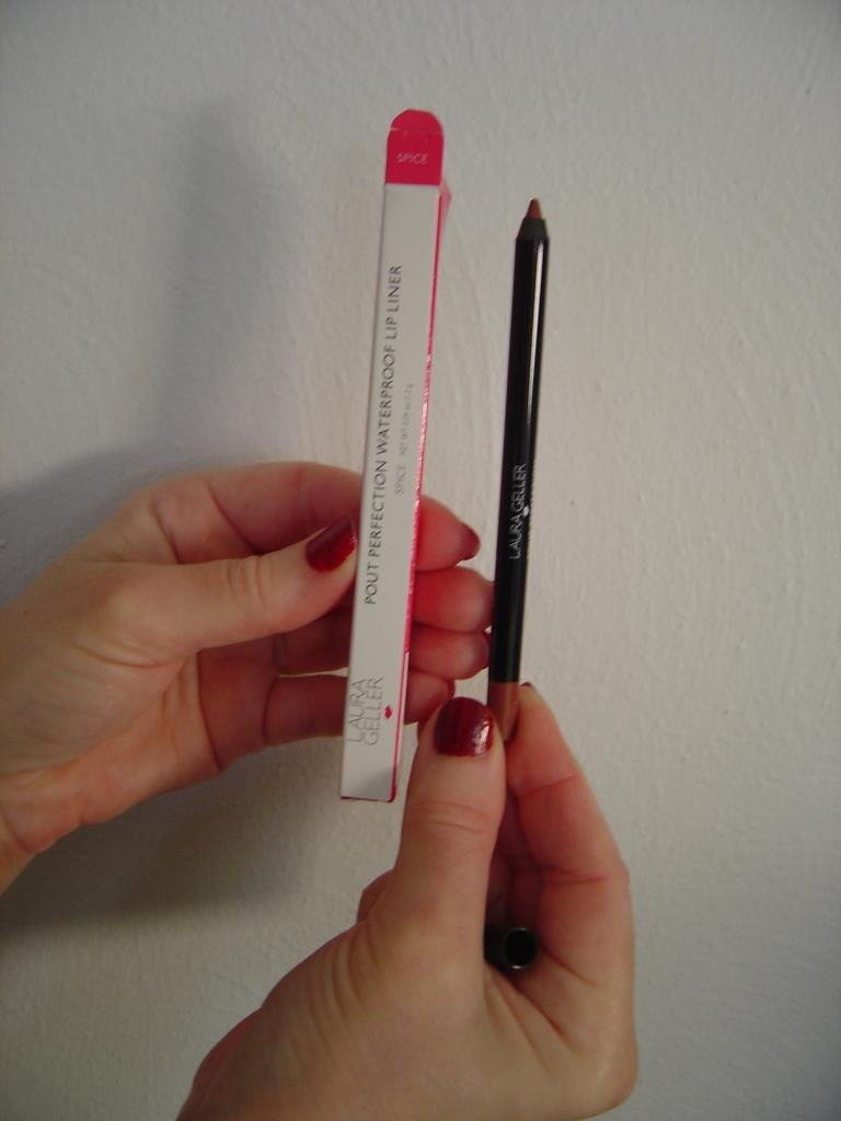 Laura Geller Pout Perfection Waterproof Spice Lip Liner