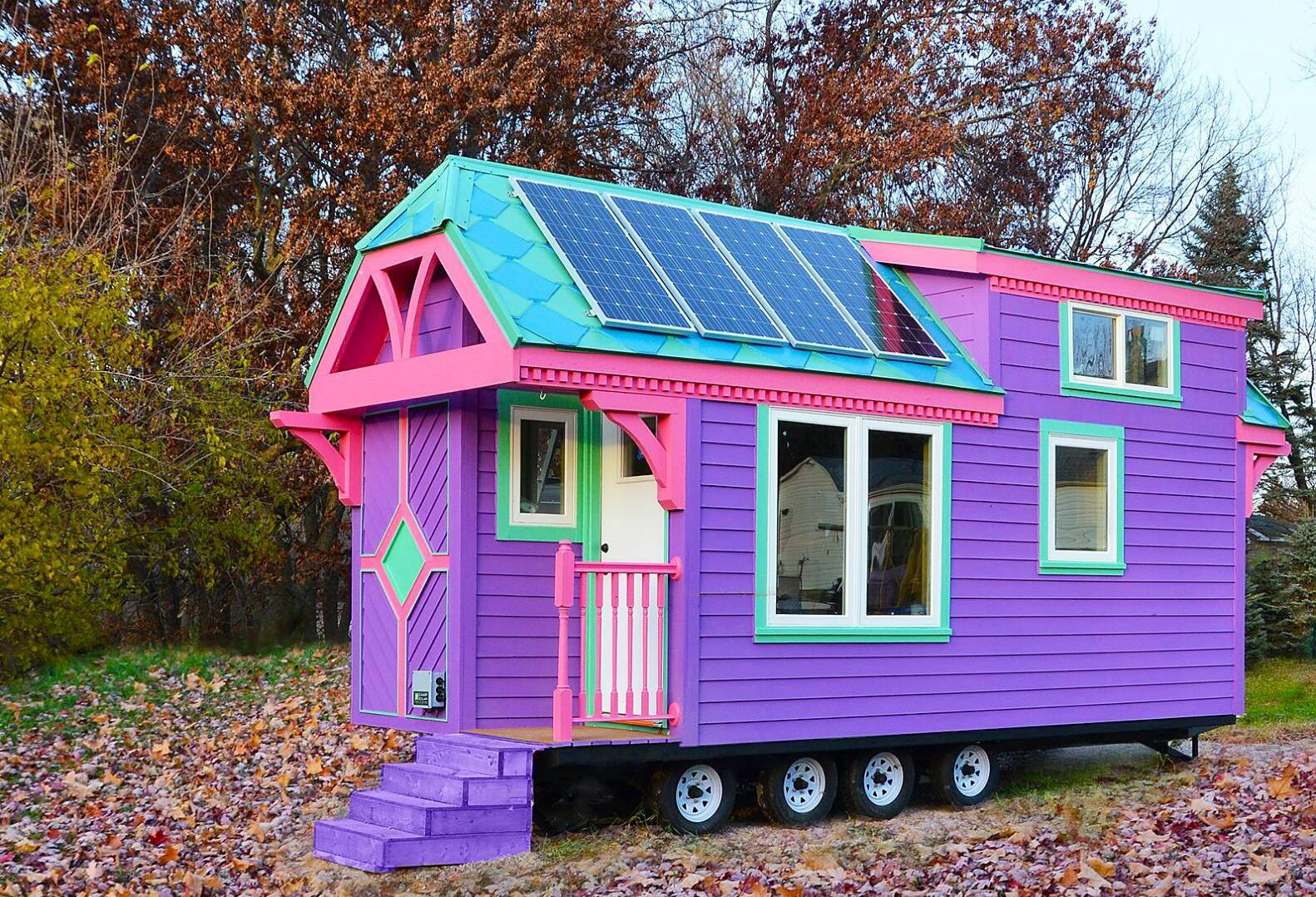The Ravenlore Tiny House TINY HOUSE TOWN