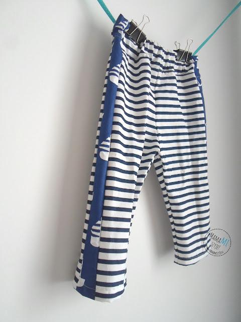 czy da się uszyć spodnie z bawełny pościelowej, jak zrobić spodnie żeby były szersze