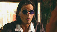 "Johnny Depp in movie ""Once upon a time in Mexico"""