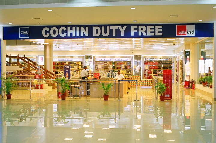 cochin airport duty free shop alcohol price list   daily life tips