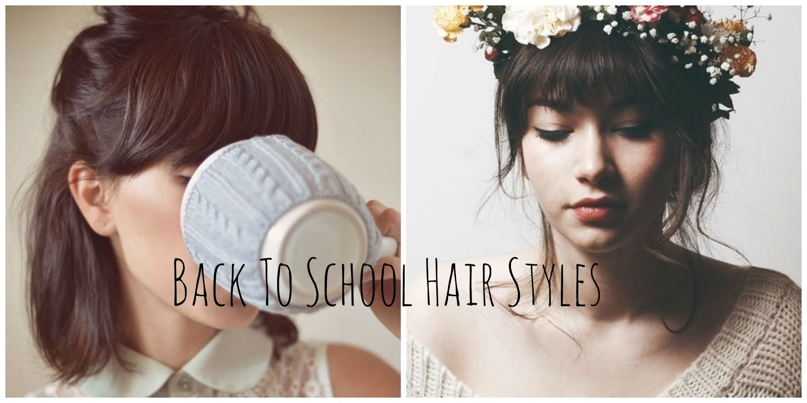Fine Perks Of Being A Reader Cute Back To School Hair Styles Hairstyles For Women Draintrainus