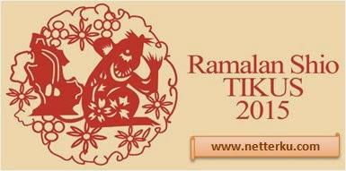 Ramalan Shio Tikus Tahun 2015 Dari Blog Netterku.com