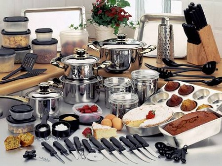 Cara Mudah Membersihkan Perabotan Dapur