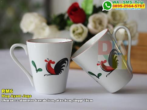 Mug Ayam Jago