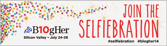 "BlogHer 10th Anniversary ""Selfiebration"""