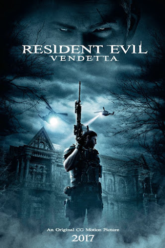 Resident Evil: Vendetta (Web-DL 720p Dual Latino / Ingles Subtitulada)