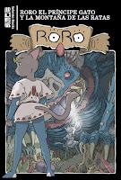 RORO El Príncipe Gato y la Montaña de las Ratas Selento Books - Abril 2017