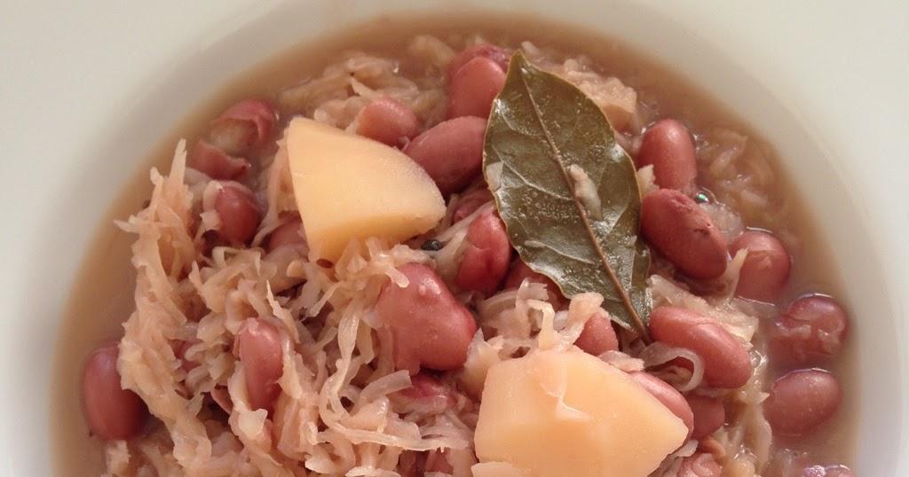 Ricetta Jota Slovena.Homemade Slovenian Food Jota