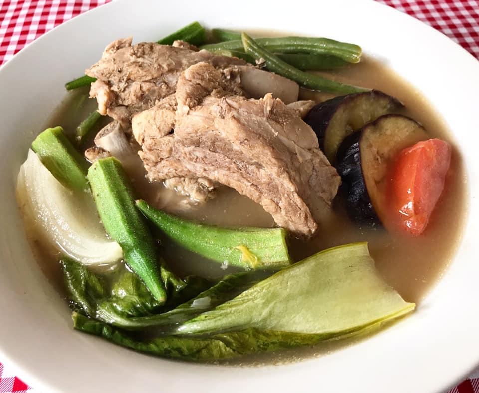 Pork Ribs Sinigang