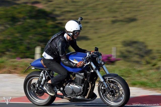 Honda CB500 Cafe Racer By Frateschi Garage