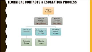 Project Escalation Process